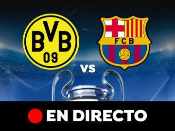 Borussia Dormund - Barcelona: Partido de hoy de Champions League y resultado, en directo