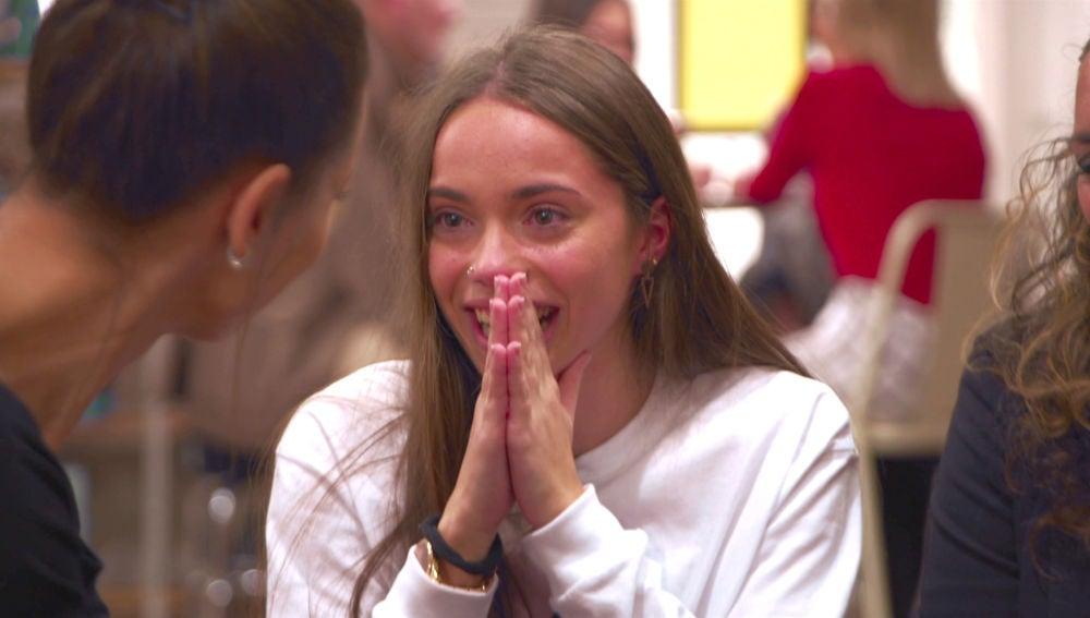 Pitingo manda un mensaje para Sara Gálvez en 'La Voz Kids', fan incondicional del artista