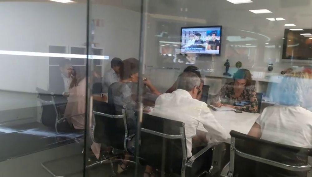 Octava semana de un becario en Antena 3 Noticias: Un poco de todo
