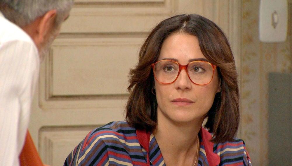Lenin ofende a Cristina, incapaz de superar la pérdida de su marido