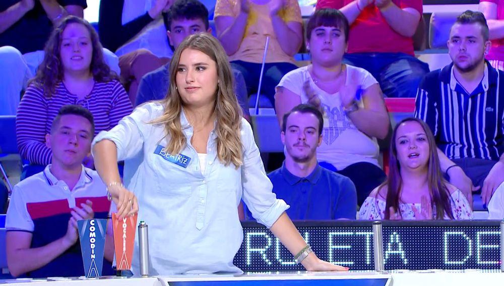 Una concursante ha hecho el panel de su vida en 'La ruleta de la suerte'