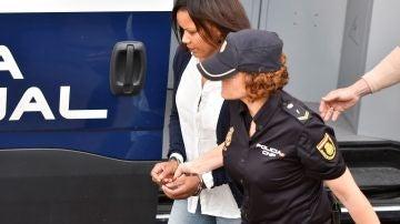 Ana Julia Quezada, única acusada por el asesinato del niño Gabriel Cruz