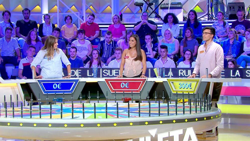 El difícil panel con crono para los concursantes de 'La ruleta de la suerte'