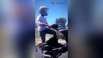 Detienen a un joven por grabarse conduciendo de forma temeraria en Málaga y colgarlo en las redes sociales