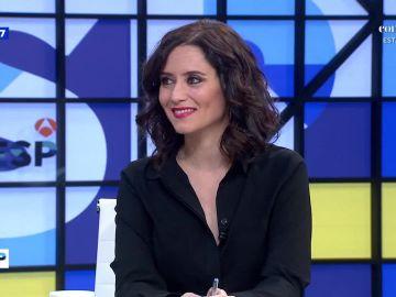 Un café con Susanna: Isabel Díaz Ayuso (18-09-19)