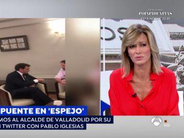 Polémica en Twitter por la publicación de Óscar Puente