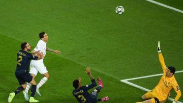 Di María fue el mejor del PSG- Real Madrid