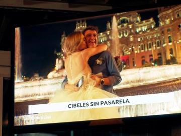 La loca idea de Marta que ha dado la vuelta al mundo: el desfile en Cibeles sin pasarela