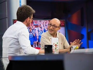 Jesús Vidal revela en 'El Hormiguero 3.0' cómo se le ocurrrió su aplaudido discurso en los Goya