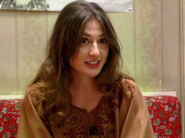 Alba Gutiérrez confirma que  Marina Crespo, su personaje en 'Amar',  tendrá un carácter muy liberal para la época
