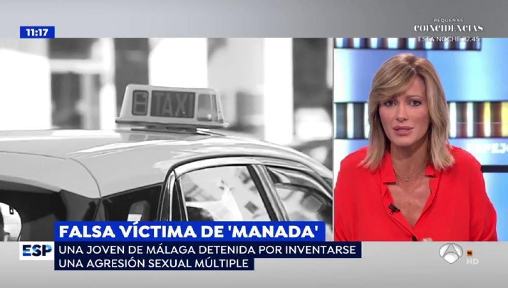 Falsa víctima de 'La Manada'