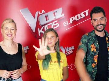 La Familia Carameluchi estrena 'El post de La Voz Kids' con el TOP 5 de las primeras Audiciones a ciegas