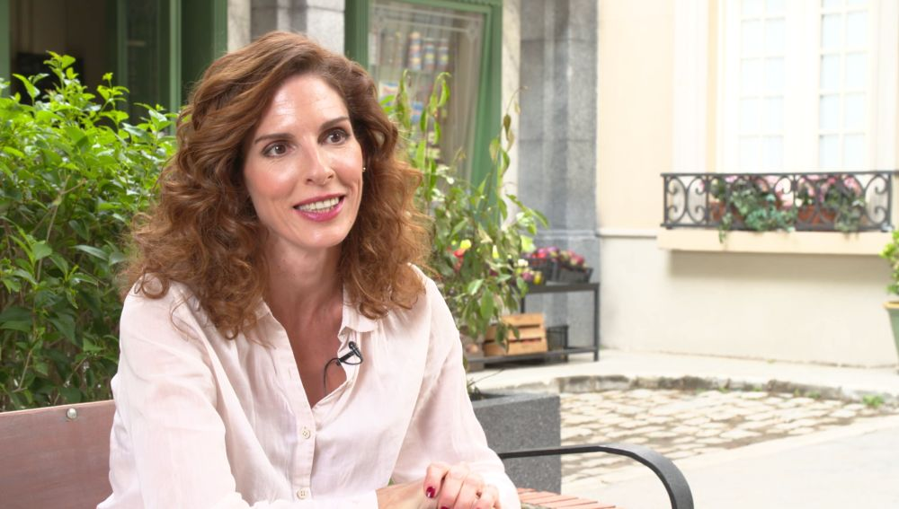 """Beatriz Argüello, sobre Julia Eguía: """"Todo da un vuelco y ella empieza a tomar las riendas de su vida"""""""