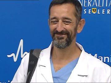 El doctor Pedro Cavadas viene a Liarla Pardo este domingo en laSexta