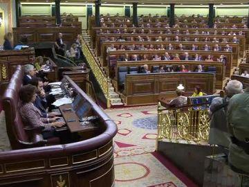Última sesión de control antes de las nuevas elecciones