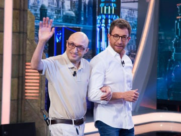 Revive la entrevista completa de Jesús Vidal en 'El Hormiguero 3.0'