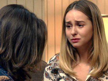 Luisita, desesperada por no ser capaz de adaptarse a París