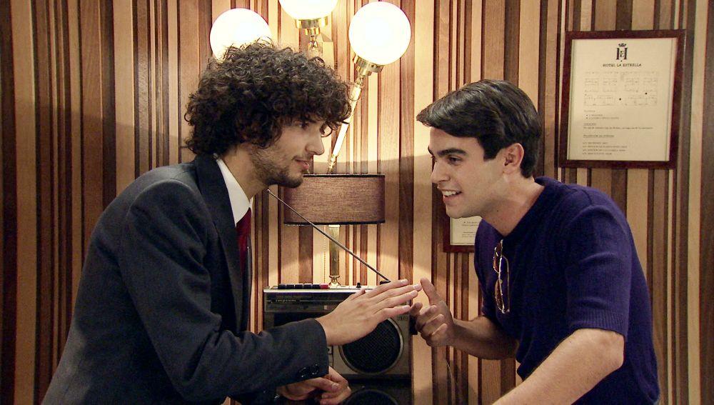 Fede y Mateo, alarmados tras escuchar algo inesperado en la radio