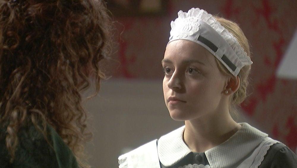 El secreto inconfesable entre Antoñita e Isabel de los Visos