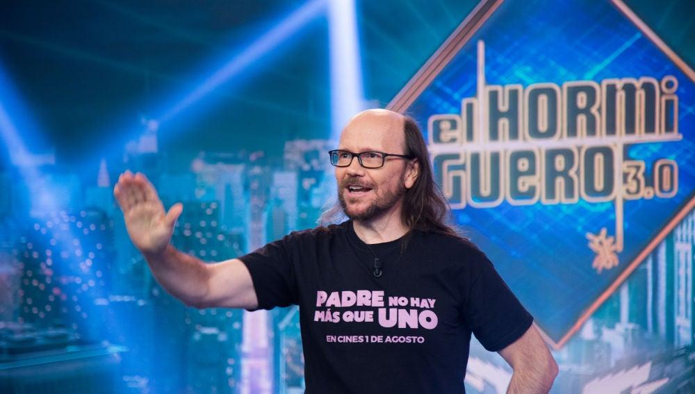 Revive la entrevista completa de Santiago Segura en 'El Hormiguero 3.0'