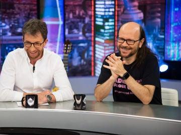 """""""¿Torrente se ha convertido en una etiqueta para ti?"""", Santiago Segura responde en 'El Hormiguero 3.0'"""
