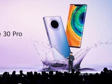 Presentación del nuevo Huawei Mate 30
