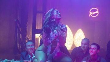 Jennifer Lopez en 'Hustlers'