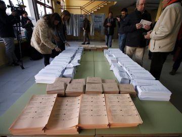 Más de 112.000 personas han pedido ya en el INE que no les envíen propaganda electoral