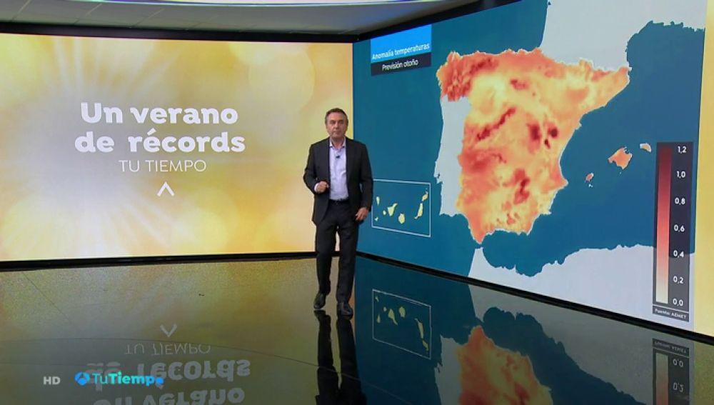 España registra uno de los veranos más calurosos del último siglo