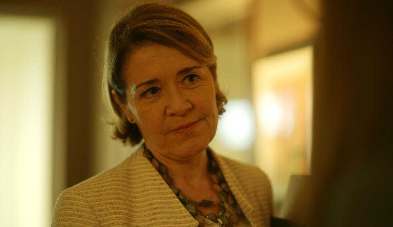 María Pujalte es Carmen de Andrés en 'Toy boy'