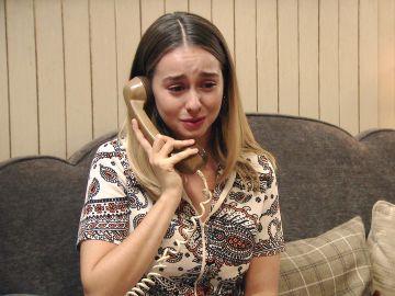 La angustiosa llamada de Luisita a Manolita
