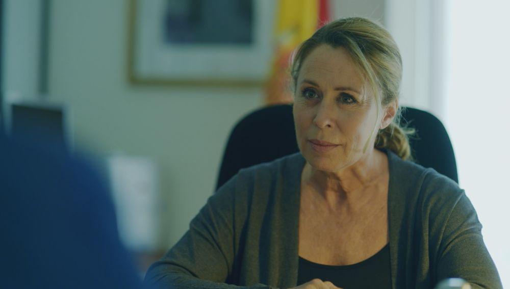 Miriam Díaz-Aroca es Luisa Gutiérrez en 'Toy boy'