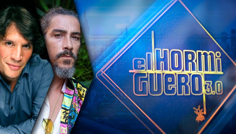 El jueves, la acción más trepidante llega a 'El Hormiguero 3.0' con los actores Óscar Jaenada y Sergio Peris-Mencheta