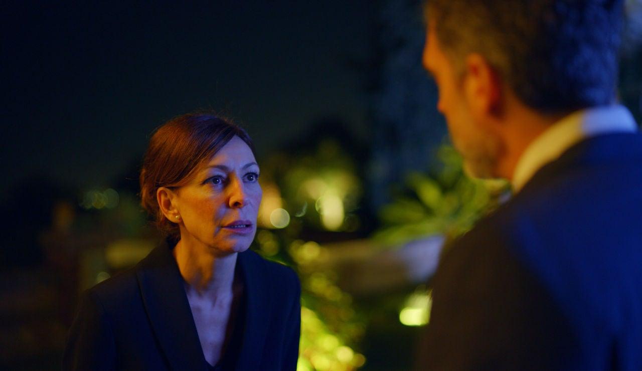 Elisa Matilla es María Teresa Rojas en 'Toy boy'