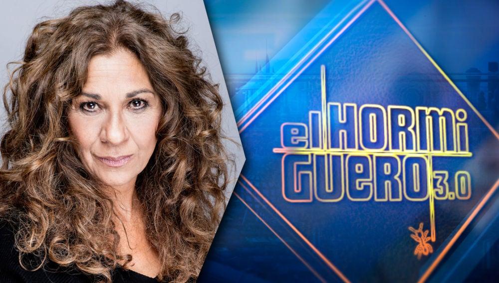 El martes, la actriz y cantante Lolita viene a 'El Hormiguero 3.0'