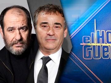 El lunes, Karra Elejalde y Eduard Fernández, dos de los actores más importantes de nuestro país, llenan de humor 'El Hormiguero 3.0'