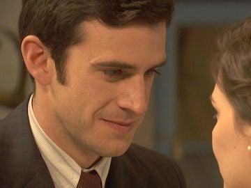 Tomás, un apoyo imprescindible para Marcela