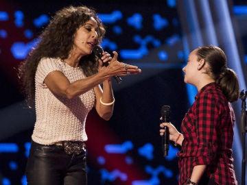 Rosario Flores compartirá un momento único con una talent en las Audiciones a ciegas de 'La Voz Kids'