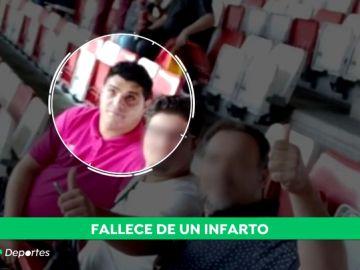 Fue a ver a España y terminó muriendo El Molinón: exigen justicia para el joven Eleazar