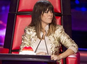 Vanesa Martín, atónita al escuchar una saeta en 'La Voz Kids'