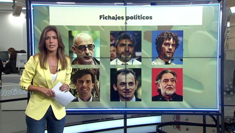 Debate en el PP: ¿pasó ya la moda de los fichajes de famosos para las listas electorales?