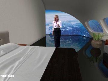 Con gimnasio y gravedad artificial: así es el primer hotel espacial que abrirá sus puertas en 2027