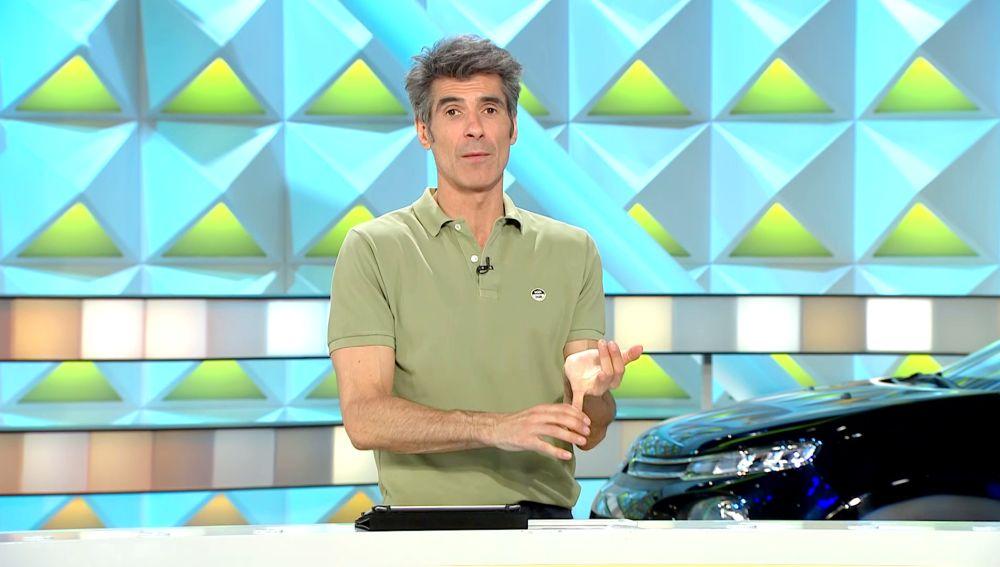 Jorge Fernández en 'La ruleta de la suerte'