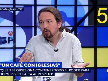 """Las cinco veces que Pablo Iglesias llama """"mentiroso"""" a Pedro Sánchez en su entrevista en 'Espejo Público'"""