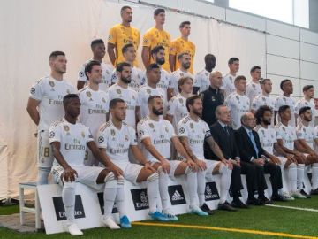 Foto de la temporada Real Madrid