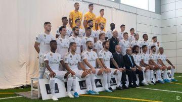 Foto de la temporada Real Madrid