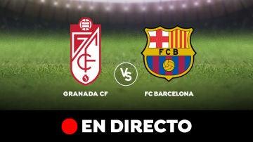 Granada - Barcelona: Resultado del partido de hoy de la Liga Santander, en directo