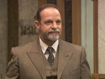 Raimundo regresa a La Casona en busca de Francisca Montenegro