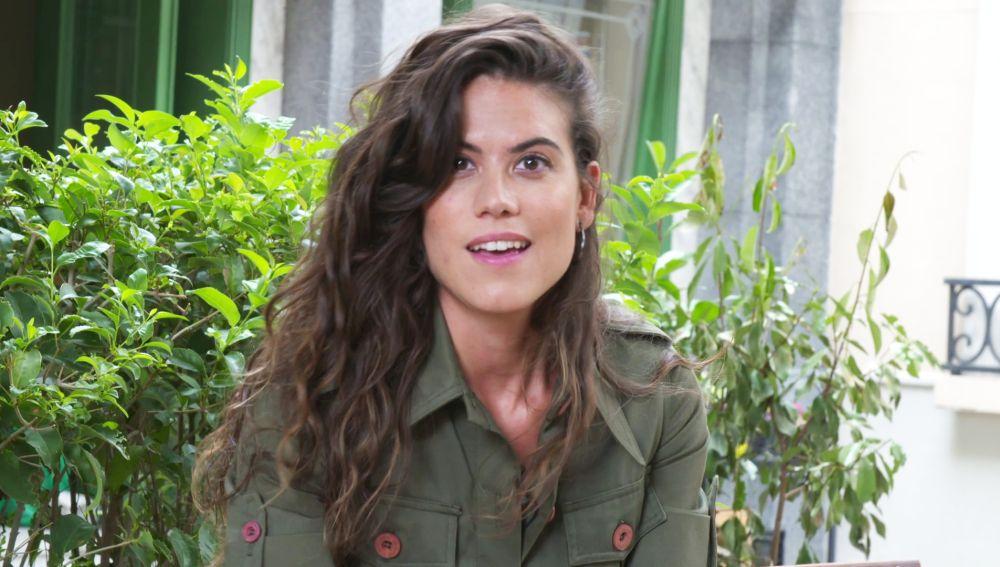 """""""La trama es muy bonita y muy divertida"""", indica Sara Moraleda sobre su papel en 'Amar es para siempre'"""