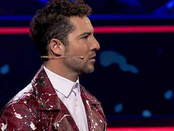 David Bisbal en 'La Voz Kids'